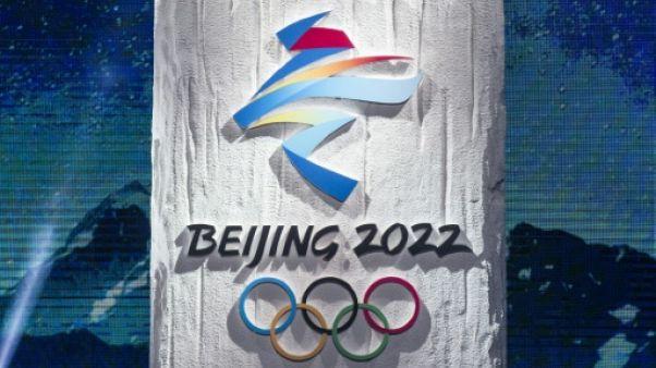 JO-2022: Pékin dévoile son logo en grande pompe