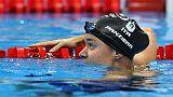 Nuoto: Europei,200 dorso bronzo Panziera