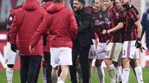 Fair-play financier: pas d'accord pour l'AC Milan, sanctions inévitables