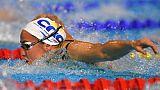 Natation: Bonnet au pied du podium, Grangeon en bronze à l'Euro