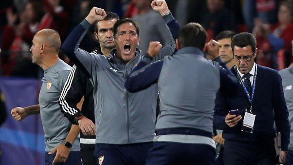 Sevilla sack coach Berizzo - club statement