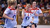 Hand: les Norvégiennes, impressionnantes, de nouveau en finale du Mondial