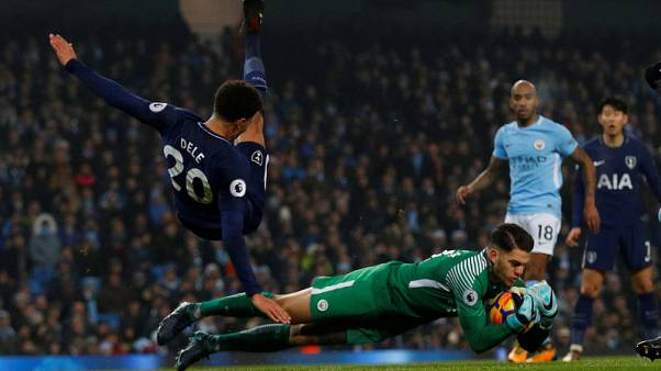 Rampant City crush Spurs 4-1 to go 14 points clear