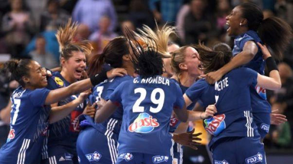 Hand: les Françaises en finale du Mondial contre la Norvège