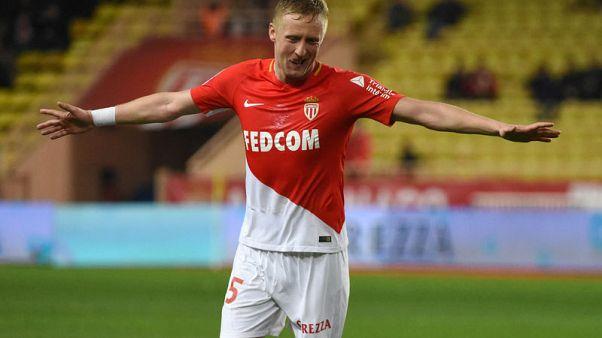 موناكو ثاني الترتيب يهزم ديجون برباعية في الدوري الفرنسي