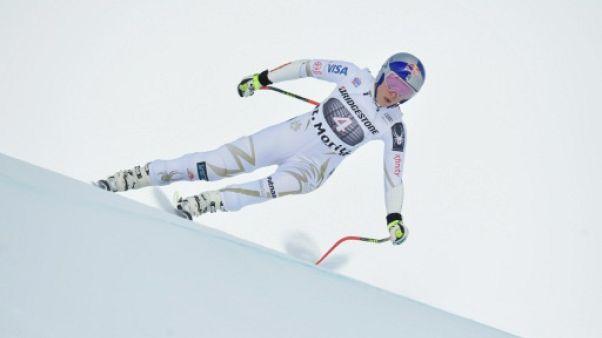 Ski: Vonn en plein doute, Worley aux aguets à Val d'Isère