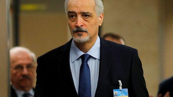 Syrian government delegation to return to Geneva on Sunday for peace talks - SANA