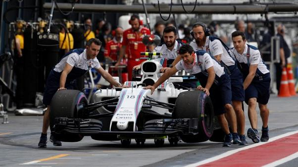 Motor racing - Williams put off driver announcement to New Year