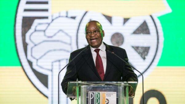 Afrique du Sud: l'ANC se réunit pour choisir un successeur à Zuma