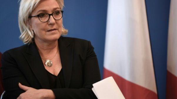 Réunion de leaders européens d'extrême droite à Prague, Le Pen, Wilders attendus