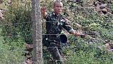نقل جندي كوري شمالي منشق إلى مستشفى عسكري بكوريا الجنوبية