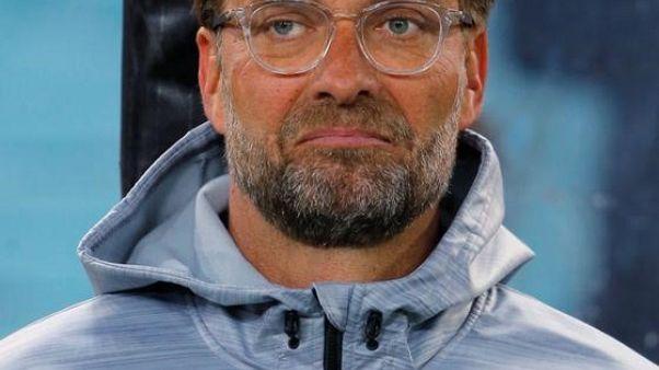 كلوب مدرب ليفربول يرشح سيتي للفوز بلقب الدوري الانجليزي