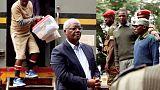 Zimbabwe names diplomat Isaac Moyo as top spy
