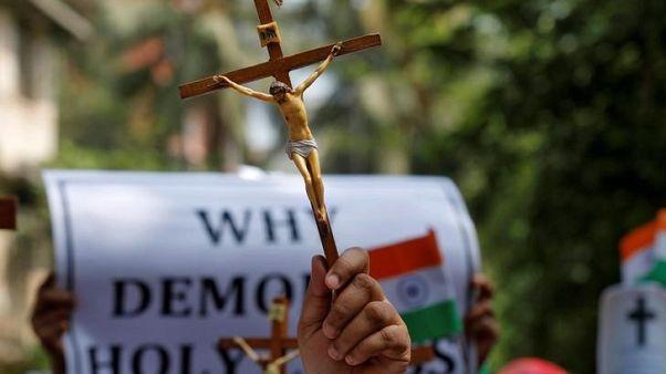 الشرطة الهندية تلقي القبض على قس مسيحي بعد شكوى من جماعة هندوسية