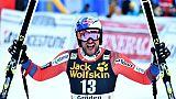 Ski: victoire du Norvégien Svindal en descente à Val Gardena