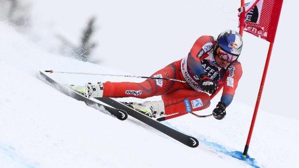 Sci: doppietta norvegese in Val Gardena