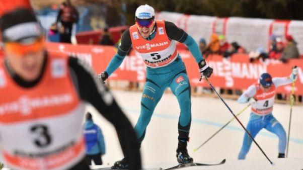 Ski de fond: Manificat 2e du 15 km classique de Toblach