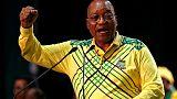زوما يدعو إلى وحدة الحزب في آخر كلمة كزعيم لحزب المؤتمر الوطني بجنوب أفريقيا
