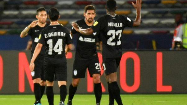 Mondial des clubs: Pachuca termine troisième en battant Al-Jazira 4 à 1