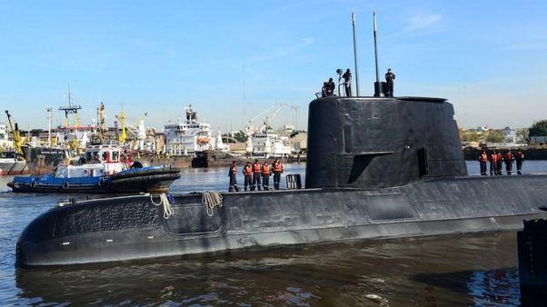 الأرجنتين تقيل قائد القوات البحرية بعد كارثة اختفاء غواصة