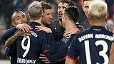 Germania: Bayern chiude andata vincendo