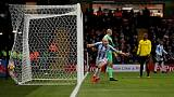 Huddersfield end away drought in style with win at Watford