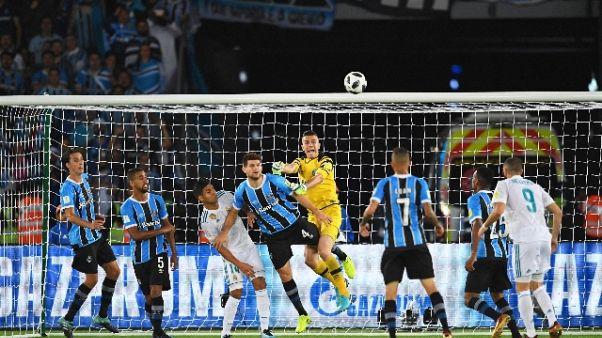 1-0 al Gremio, Real vince Mondiale club