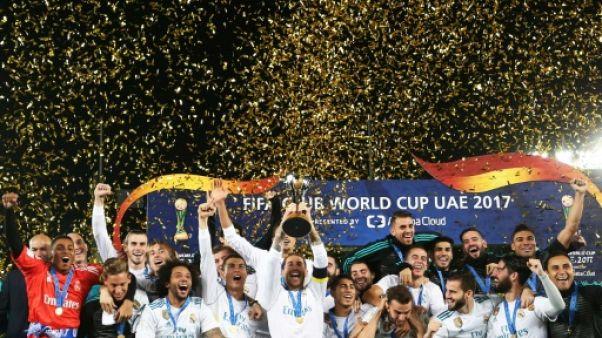 Mondial des clubs: Ronaldo offre le doublé au Real Madrid, après la Ligue des champions