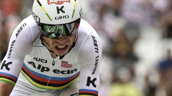 Cyclisme: Tony Martin retire ses attaques contre Froome