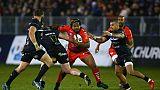 Rugby: Toulon, puni à Bath, n'a plus son destin en main