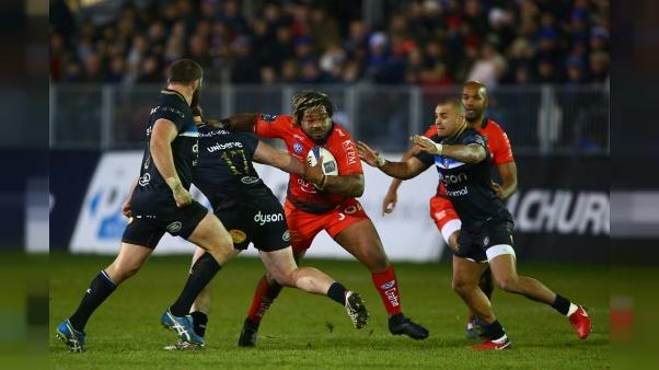Rugby: Toulon, puni à Bath, n'a plus son destin en main
