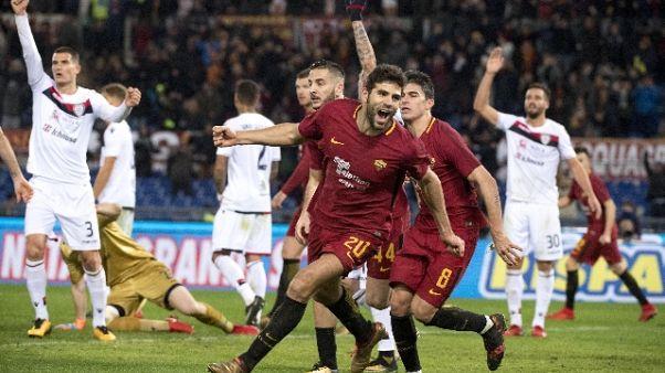 """Roma: Di Francesco """"vittoria importante"""""""