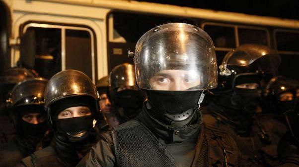 Ukrainian police recapture former Georgian leader Saakashvili