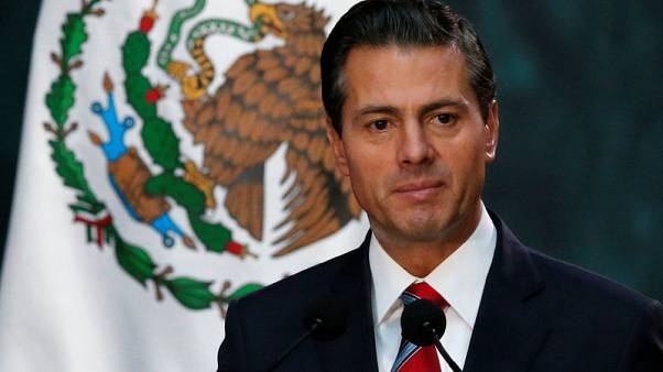 Mexican president asks Senate to broaden discussion over security bill