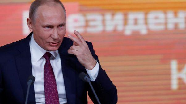 Russia's economic recovery driven by domestic demand - Putin