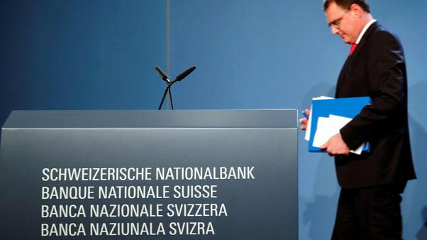 SNB signals potential policy shift by raising inflation outlook