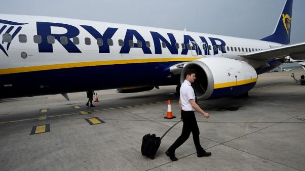 Ryanair hit with first ever pilots strike