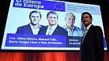 """Valls, un ancien premier ministre français """"en campagne"""" en Catalogne"""