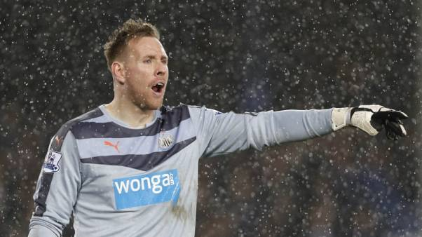 Newcastle need points and soon, says goalkeeper Elliot