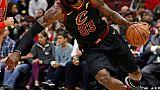 NBA: LeBron James atteint la 60aine et fait danser le Jazz