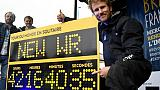 Voile, record tour du monde solitaire: Gabart, l'homme pressé