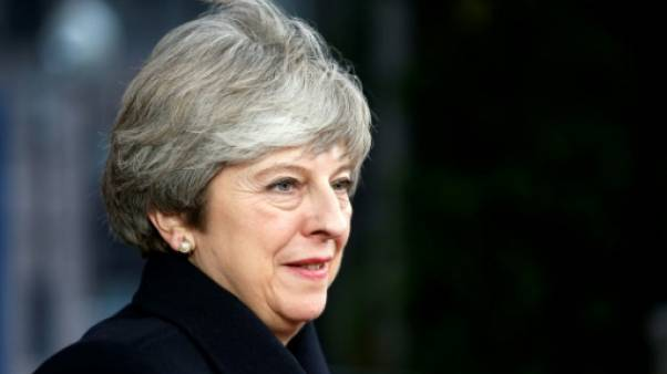 """Brexit: May estime que rien ne pourra faire """"dérailler"""" son gouvernement"""