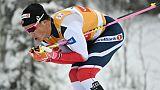 Poursuite 15 km en ski de fond: Klaebo de nouveau intouchable, Manificat 6e