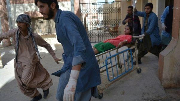 Pakistan: huit morts dans l'attaque d'une église par l'EI
