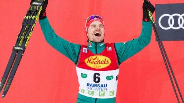 Riessle vainqueur en Autriche du combiné nordique
