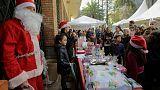 افتتاح سوق لعيد الميلاد في الجزائر