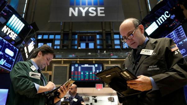 Nike weighs on Wall St.; Catalan vote hits euro, Spanish stocks