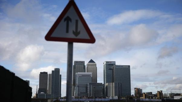 UK keeps top financial sector global ranking, Brexit seen as risk