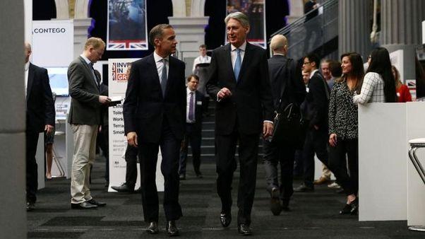 Hammond, central bank chief head to China seeking deals