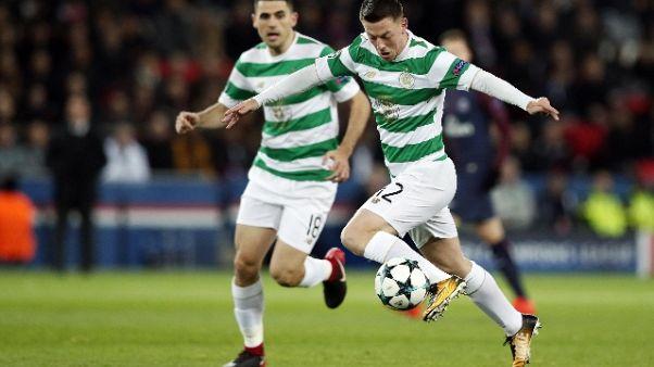Scozia: Celtic battuto dopo 70 match
